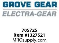 Grove-Gear 705725 (SP)LMQ58 (LESS BASE)