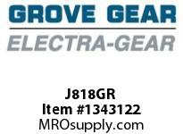 Grove-Gear J818GR MOD - J Mount for 818 Series