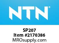 NTN SP207 Stainless Housing