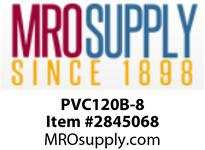 """MRO OPEN ENDS BY WIDTH MATERIAL:PVC120 BLACK C x FS WIDTH: 8"""""""