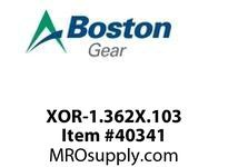 BOSTON 51477 XOR-1.362X.103 0-RING 2-126