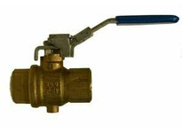 MRO 948131 1/4 VENTED LOCKING BALL VALVE