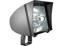 RAB FXL250TQT/PC2 FLEXFLOOD XL 250W HPS QT HPF TRUNNION LAMP + 277V PC BRONZE
