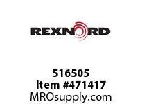 REXNORD 6773540 516505 LKNUT PLTZN .31-24