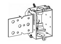 Orbit GBV-B 1-G GANGABLE BVL BOX 2-1/4^ DEEP + B