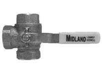 MRO 940464 1/4 3 WAY BALL VALVE