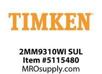 TIMKEN 2MM9310WI SUL Ball P4S Super Precision