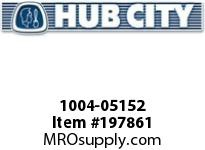HUBCITY 1004-05152 TU250WX5/8 TAKE UP UNIT