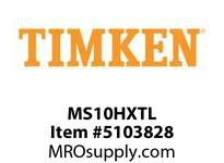 TIMKEN MS10HXTL Split CRB Housed Unit Component