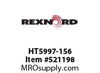REXNORD HT5997-156 HT5997-156 143240