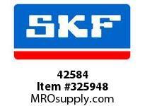 SKF-Bearing 42584