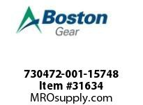 BOSTON 77848 730472-001-15748 ROTOR 3F 40MM STY.-1