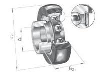 INA RABRA30/62 Radial insert ball bearing