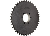 50SK72 Roller Chain Sprocket QD Bushed