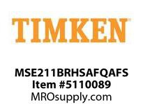 TIMKEN MSE211BRHSAFQAFS Split CRB Housed Unit Assembly