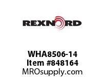 REXNORD WHA8506-14 WHA8506-14 WHA8506 14 INCH WIDE MATTOP CHAIN W