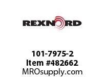 REXNORD 6180235 101-7975-2 A102.5 SB HS
