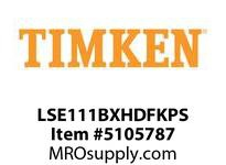 TIMKEN LSE111BXHDFKPS Split CRB Housed Unit Assembly