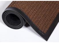 Crown SS F023DB 251 - Super-Soaker Fabric Edging 24^ x 35^ (2 x 3) Dark Brown
