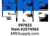SKFSEAL 597822 LARGE DIAMETER SEAL