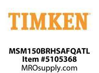 TIMKEN MSM150BRHSAFQATL Split CRB Housed Unit Assembly