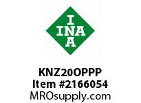 INA KNZ20OPPP Linear aligning ball bearing