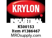KRY KS00153 Industrial SparVar Lacquer Paint School Bus Yellow Krylon 16oz. (6)