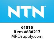 NTN 61815 Medium Size Ball Bearing(Thin)