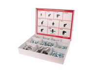 ALEMITE 2364-1 Fitting Assortment w/Box