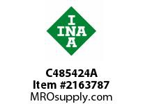 INA C485424A Needle roller cage assembly