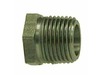 MRO 67504 1/2X1/4 MXF BLACK STEEL HEX BUSH (Package of 5)