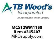 MCS12WM1158