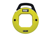 NSI FTS120 120 1/8^ STEEL FISHTAPE C/W HANDLE