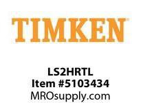 TIMKEN LS2HRTL Split CRB Housed Unit Component