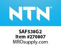 NTN SAF538G2 BRG PARTS(PLUMMER BLOCKS)