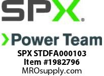 SPX STDFA000103 SCREW