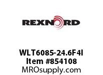 REXNORD WLT6085-24.6F4I LT6085-24.6 F4 T6P N3 SP CONTACT PLANT FOR ACCURATE DESCRIPT
