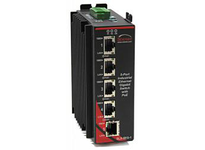SLX-5EG-2SFP 5 ports unmanaged 3GE RJ45 PoE + 2 GE SFP ports