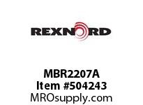 MBR2207A FLANGE CARTRIDGE BLK W/ND 6800966