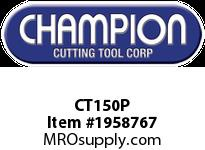 Champion CT150P PILOT PIN FOR CT150 CUTTERS