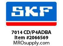SKF-Bearing 7014 CD/P4ADBA