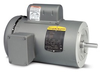 VL3506 .75HP, 3450RPM, 1PH, 60HZ, 56C, 3424L, TEFC, F1