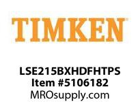 TIMKEN LSE215BXHDFHTPS Split CRB Housed Unit Assembly