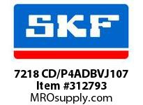 SKF-Bearing 7218 CD/P4ADBVJ107