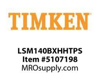 TIMKEN LSM140BXHHTPS Split CRB Housed Unit Assembly