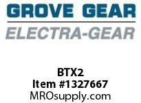 Grove-Gear BTX2 BRACKETTX2FOOT MOUNT (WELDMENT)