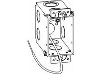 Orbit GDB-1 1-G GANGABLE SWITCH BOX 3-1/2^ DEEP