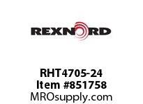 REXNORD RHT4705-24 RHT4705-24 RHT4705 24 INCH WIDE MATTOP CHAIN W