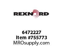 REXNORD 6472227 30-GC5403-01 IDL*45TRGH IMP UEQ R/G