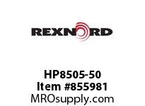 REXNORD HP8505-50 HP8505-50 HP8505 50 INCH WIDE MATTOP CHAIN WI